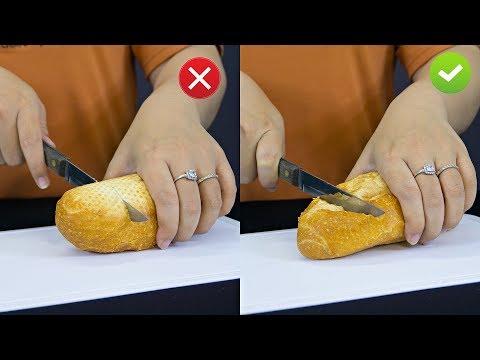 10 Increíbles trucos con comida para impresionar