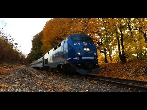 ConnDOT Danbury: Shuttle Train 6834/6849  in Merritt, CT [P32]