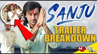 Sanju |Teaser Breakdown | Thing You Missed | Ranbir | Rajkumar