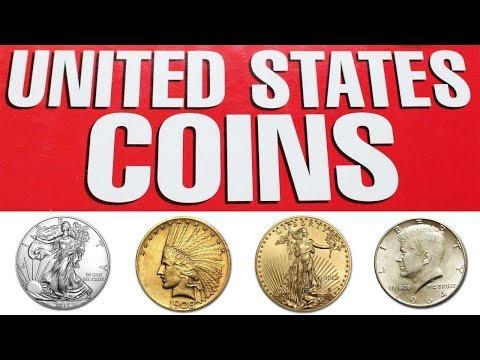 Comment collectionner et investir dans les pièces de monnaie américaines