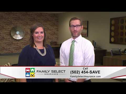 Family Select Insurance TV Ad