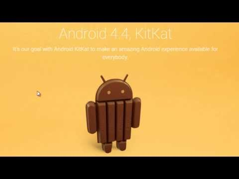 Android 4.4 KitKat : Predicted Specifications and Features