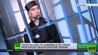 RT EXCLUSIVE: Inside 'Black Dolphin' high security prison for the toughest criminals