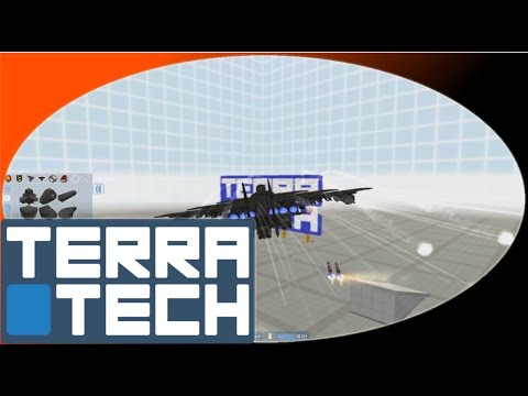 Terra Tech: Ep18 It's a bird, a plane, no it's a jet