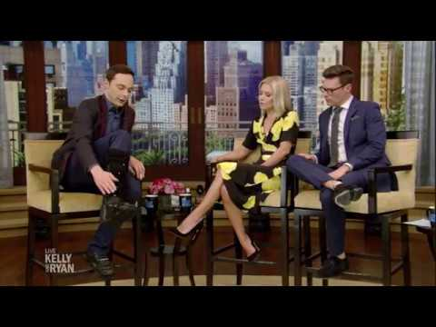 Jim Parsons Injured His Leg After a Performance of