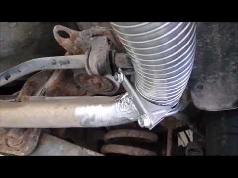 Should you do your own exhaust work?