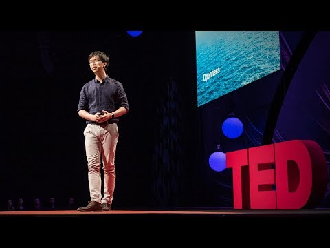 Be humble -- and other lessons from the philosophy of water | Raymond Tang