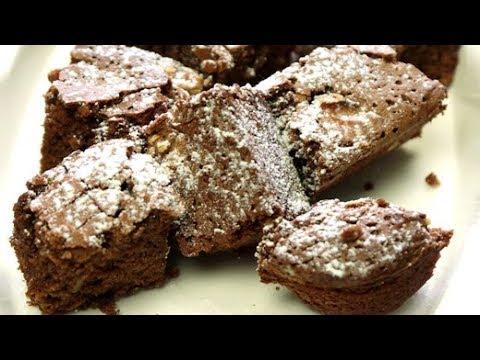 How To Make Chocolate Brownie at Home   Homemade Chocolate Brownie Recipe   Chocolate Dessert Recipe