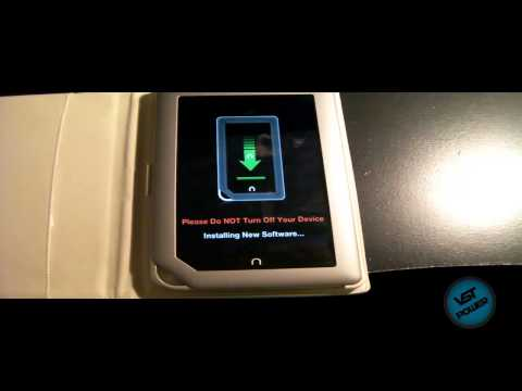 [How To] Restore Rooted Nook Tablet To Stock Firmware Tutorial