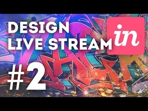 🔴 Design Live Stream • Let's Test InVision Freehand (Collaborative Design Feedback)