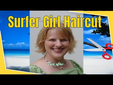 Quick Carribbean Cuts - The Surfer Girl Haircut