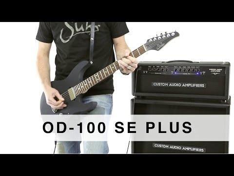 SUHR OD-100 SE PLUS™ CUSTOM AUDIO AMPLIFIERS