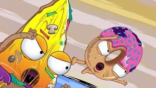 Grossery Gang Cartoon | THE LETTER | Cartoons for Children | Kids TV Shows Full Episodes