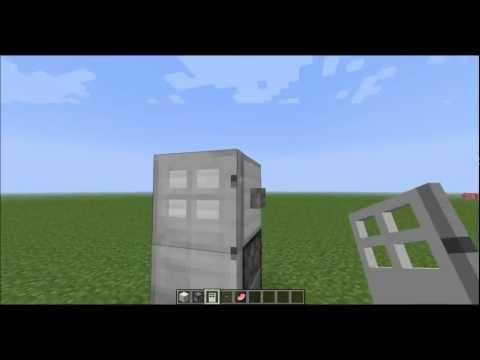 Minecraft Furniture Tutorial #002 Kitchen