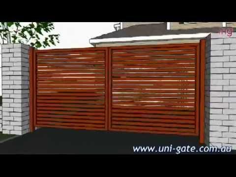 DIY Gate Installation Technic