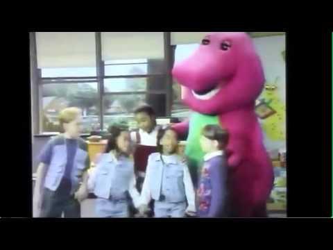 Barney I Love you season 6 version with Ashley and Alissa