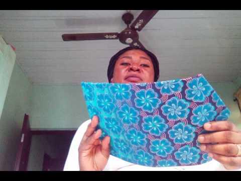 Ankara purse making 1