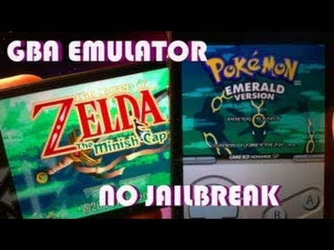 How To Install NEW GBA Emulator & Games FREE On iOS 6 /