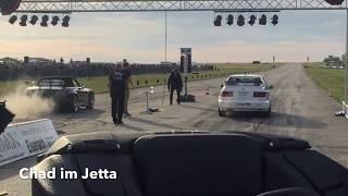 German Racewars 2018 - Jesse - Chad Lindberg - The Fast And The Furious - Jetta Vs. Honda S2000