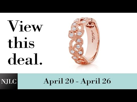 Deal of the Week: Rose Gold Diamond Ring