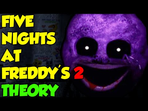 Are You Working For The Purple Phone Guy? - FNAF 2 Theory - Leaked  Pictures? FNAF 3 Release Date? - playithub com