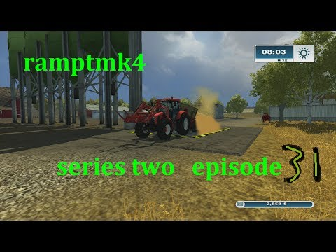 Farming Simulator 2013 Xbox 360 series  2 ,ep 31 beets done now time for corn