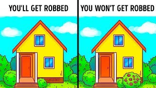 12 Ways to Protect Your Home While You're Away