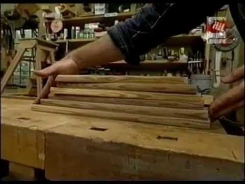 How to Build a Rolling Library Ladder - This Old House