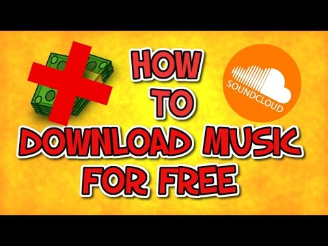 (How to Download music for free legally With soundcloud) And my favorite music