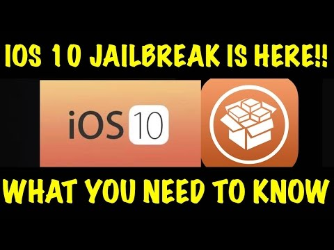 IOS 10 JAILBREAK IS HERE WHAT YOU NEED TO KNOW