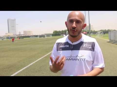 Dubai Spring Cup at the Football Academy