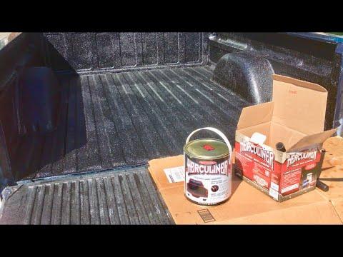 Herculiner Truck Bedliner Review