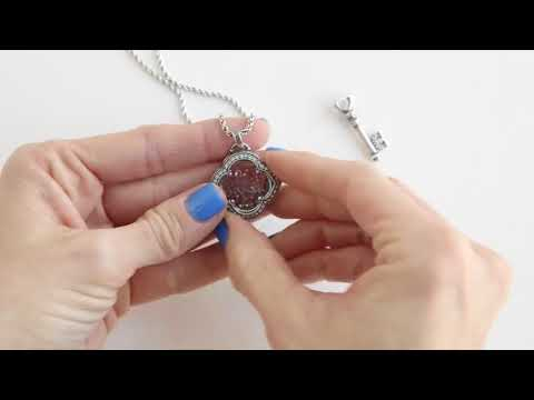How To Vintage Key Locket - ORIGAMI OWL CANADA USA