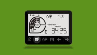 ScottishPower Smart Meter In Home Display