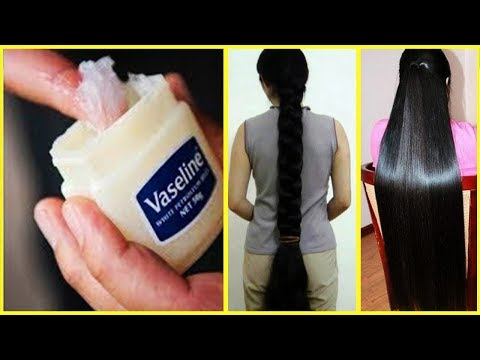 How To Use Vaseline For Extremely Fast And Faster Hair Growth