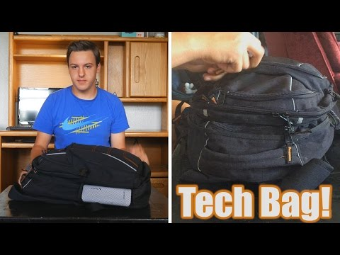 What's In My Tech Travel Bag! (Summer 2016)