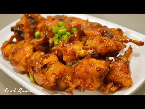 How to Make Paneer Satay at Home   Veg Quick and Easy Homemade Snack