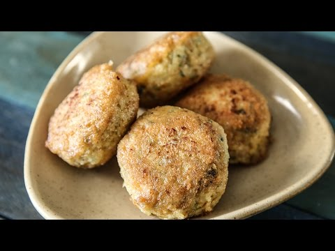 Parsi Chicken Cutlet Recipe | Parsi Bhonu | Parsi Recipes | Parsi Style Chicken Cutlet by Smita Deo