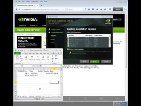 How to Download and Install NVIDIA Graphics Drivers