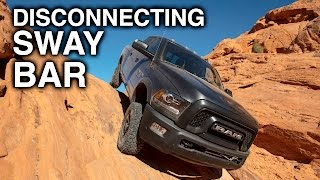 How Disconnecting Sway Bars Work