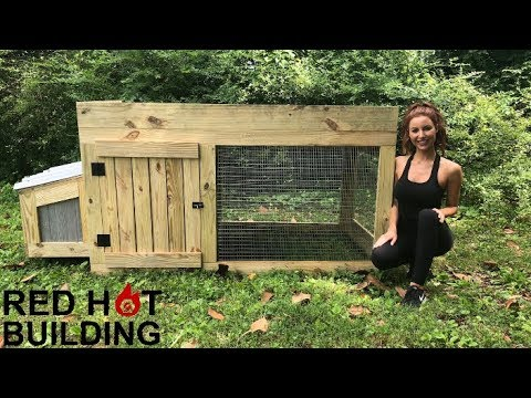 Chicken Coop | Red Hot Building