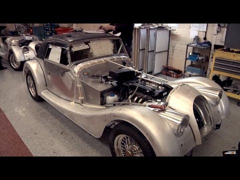 Morgan Motor Company: The Most Honest Car Factory in the World  - /DRIVEN
