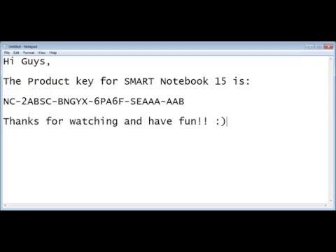 Smart notebook 10 8 free download serial key