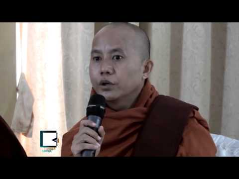 Wirathu and Buddhist Monks to Control Marriage Law for Buddhist Women