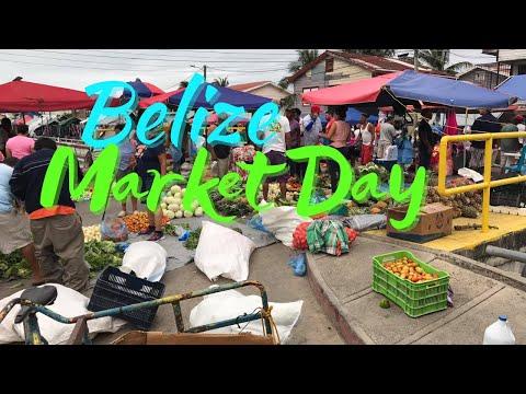 Belize Market Day