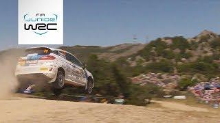 Junior WRC - Rally Italia Sardegna 2019: Saturday Highlights