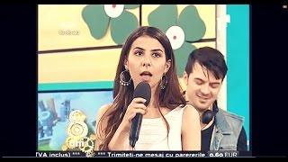 Adena ft. Geo Raphael - Calentura (Neatza cu Razvan si Dani)