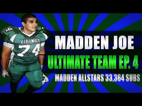 Madden 15 Ultimate Team SAME INDY PLAYBOOK! All Pro 2nd STRING Division Game #4