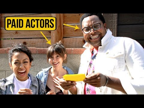 PAYING ACTORS TO BE MY FRIENDS!!