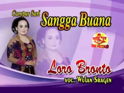 Lirik Lagu LORO BRONTO Langgam Karawitan Campursari - AnekaNews.net